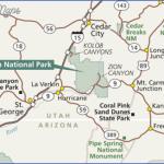 zion park map utah 8 150x150 ZION PARK MAP UTAH