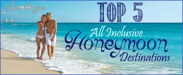 5 top honeymoon destinations 2 5 Top honeymoon destinations!