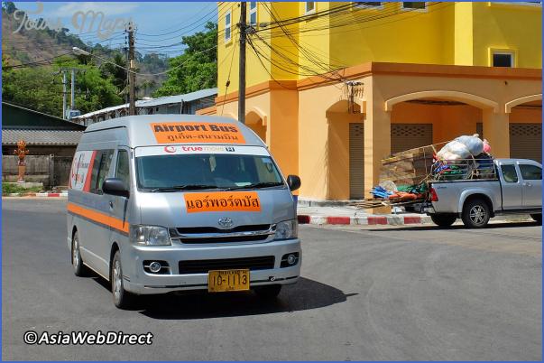 airport transport to phuket 7 Airport Transport to Phuket
