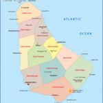 barbados map 3 150x150 Barbados Map