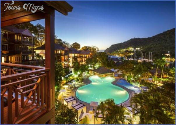 capella marigot bay resort in saint lucia 0 Capella Marigot Bay Resort in Saint Lucia