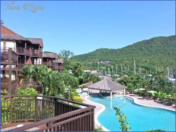 capella marigot bay resort in saint lucia 1 Capella Marigot Bay Resort in Saint Lucia