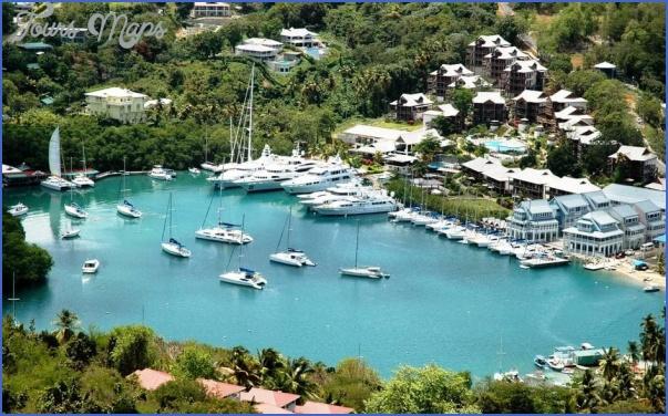 capella marigot bay resort in saint lucia 4 Capella Marigot Bay Resort in Saint Lucia