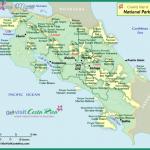 costa rica map 11 150x150 Costa Rica Map