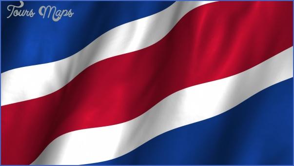 costa rica waving flag footage 012250170 prevstill Costa Rica Map