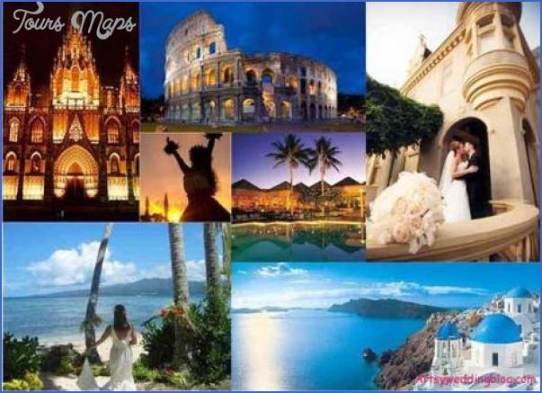 destination wedding ideas locations  3 Destination Wedding Ideas & Locations
