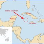grand cayman map in world 150x150 Grand Cayman Map