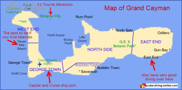 Accomplished image pertaining to printable map of grand cayman