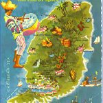 grenada map 10 150x150 Grenada Map