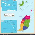 grenada map 11 150x150 Grenada Map