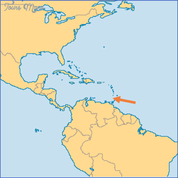 grenada map 14 Grenada Map