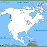 grenada map 4 150x150 Grenada Map