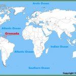 grenada map 5 150x150 Grenada Map