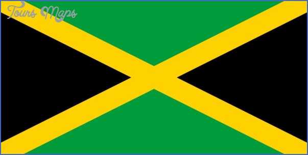 jamaica flag vector free download Jamaica Map and Flag