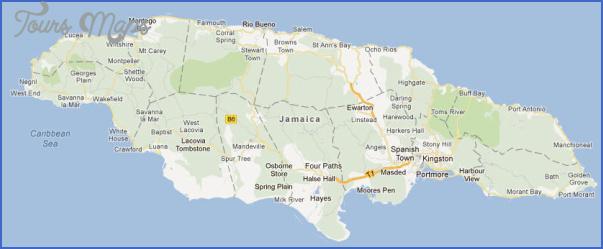 jamaica map and flag 33 Jamaica Map and Flag