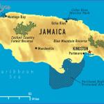 jamaicamap 150x150 Jamaica Map and Flag