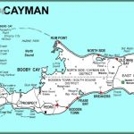 large detailed grand cayman map 150x150 Grand Cayman Map