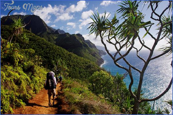 map of napali coast kauai hawaii 15 Map Of Napali Coast Kauai, Hawaii