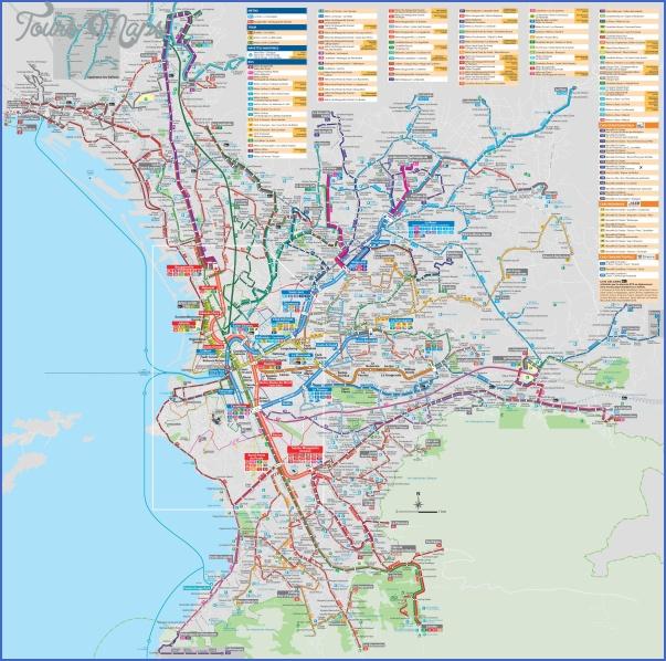 marseille map 26 Marseille Map