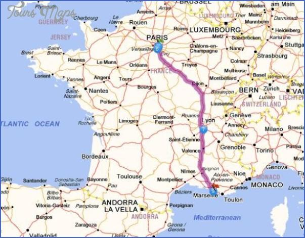 marseille map 28 Marseille Map