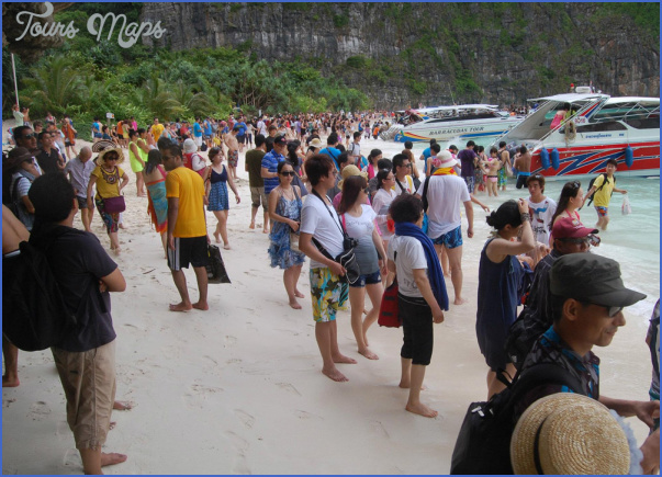 monkey bay phi phi 0 Monkey Bay Phi Phi