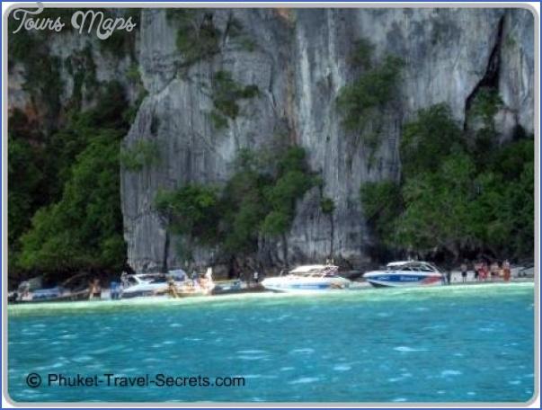 monkey beach phi phi 1 Monkey Beach Phi Phi