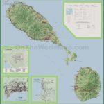 nevis map 17 150x150 Nevis Map