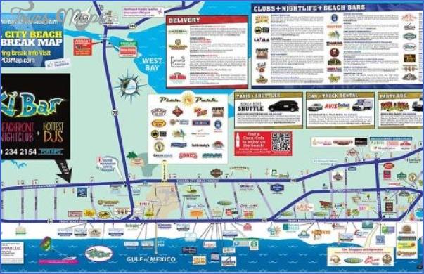 panama city map 17 Panama City Map
