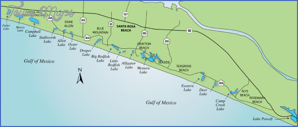 florida travel guide map with South Walton Florida Map on Restaurant Review G34088 D494098 Reviews The Addison Boca Raton Florida additionally Fort Irwin besides Skyway Fishing Pier State Park likewise South Walton Florida Map also Nightlife.