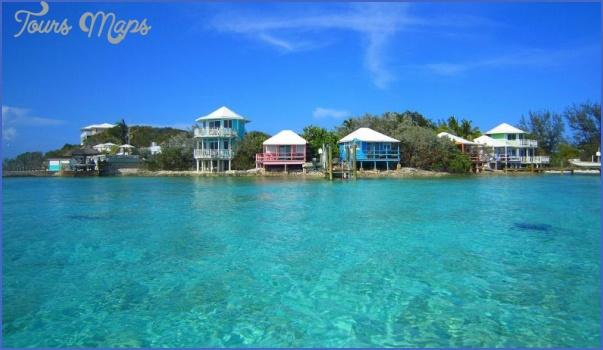 staniel cay bahamas 4 Staniel Cay, Bahamas Map