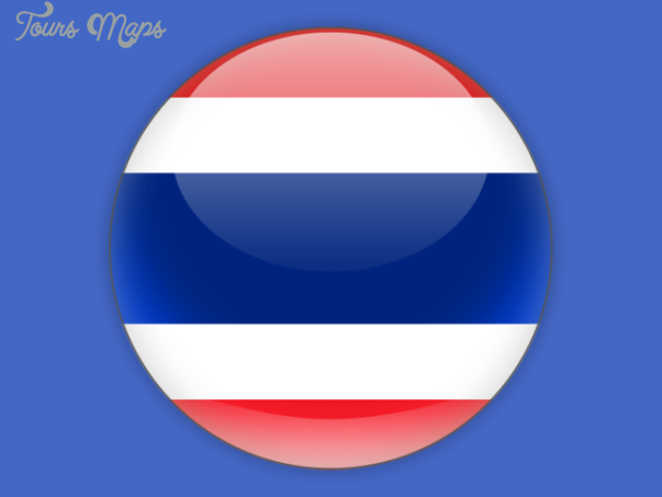 thailand flag 3 Thailand Flag