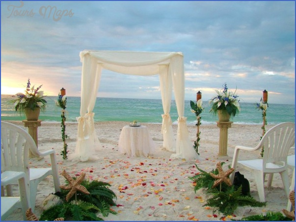 The best florida wedding destination for Best place for beach wedding