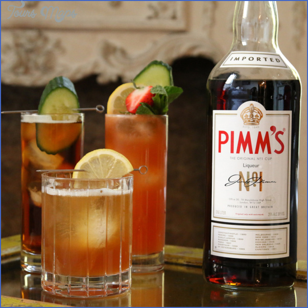 the pimms cup new orleans 1 THE PIMM'S CUP NEW ORLEANS