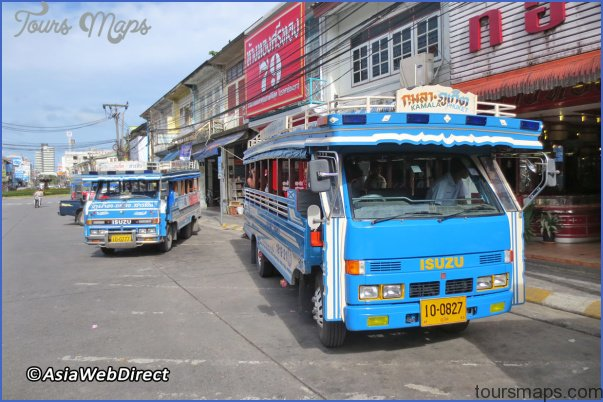 transport options bangkok to phuket 1 Transport options Bangkok to Phuket