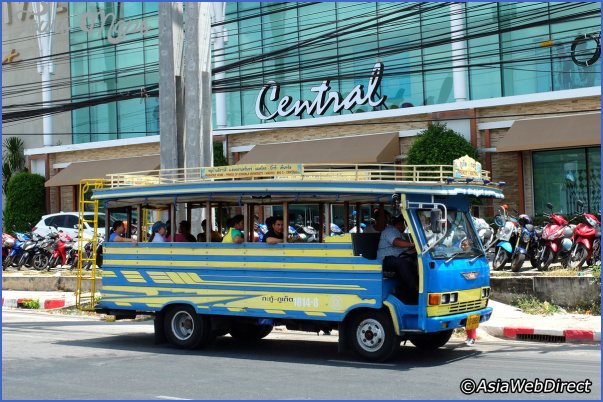 transport to phuket by bus  1 Transport to Phuket By Bus