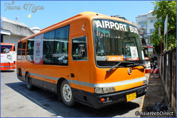 transport to phuket by bus  3 Transport to Phuket By Bus