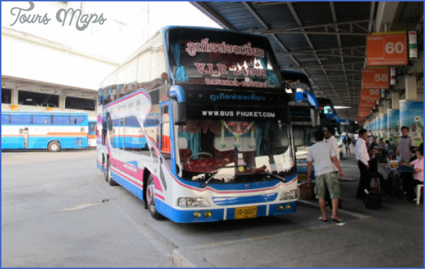 transport to phuket by bus  4 Transport to Phuket By Bus