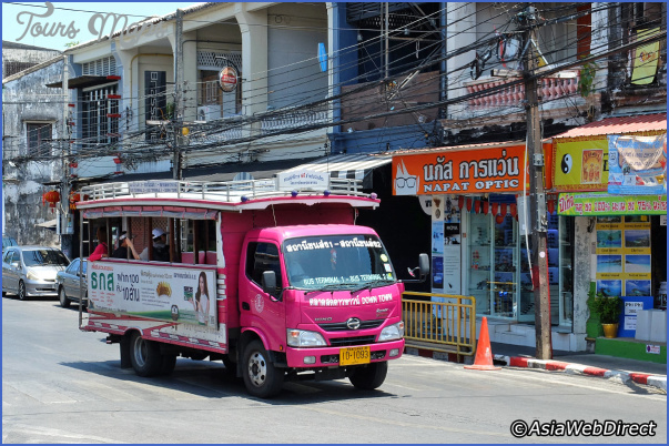 transport to phuket by bus  5 Transport to Phuket By Bus