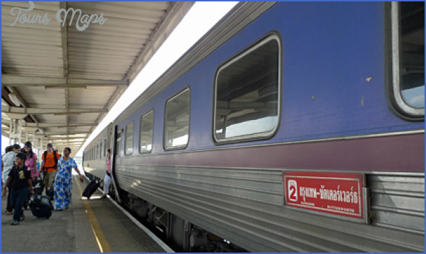 transport to phuket by train  7 Transport to Phuket By Train