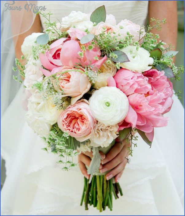 wedding flowers bouquet ideas 16 Wedding Flowers & Bouquet Ideas