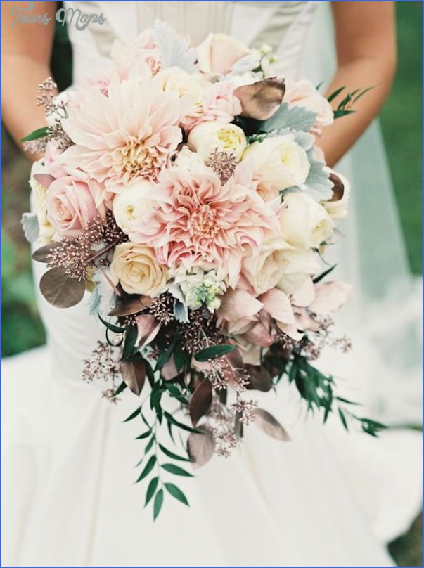 wedding flowers bouquet ideas 6 Wedding Flowers & Bouquet Ideas