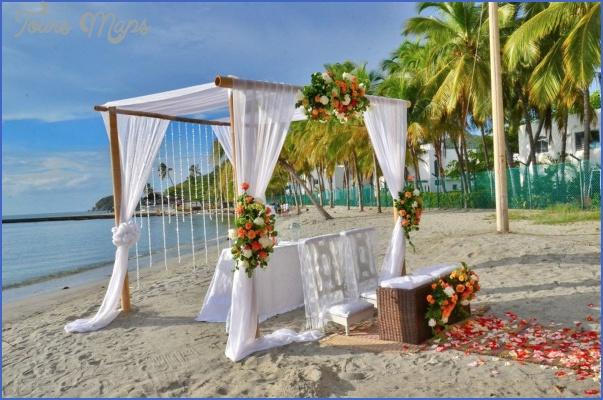 wedding on caribbean 20 Wedding on Caribbean
