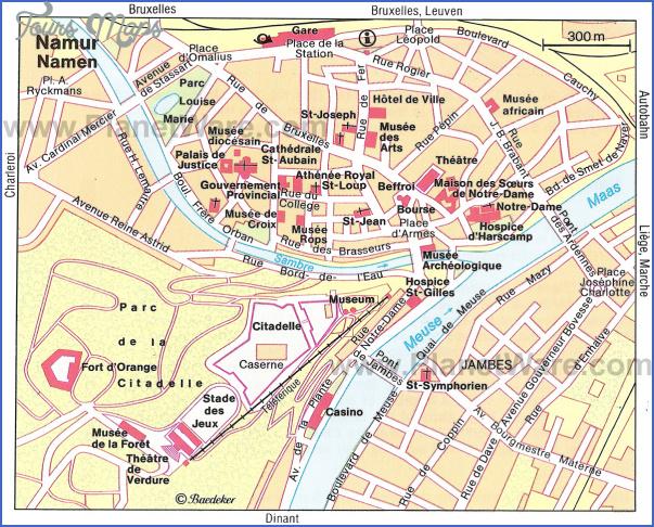 antwerp map tourist attractions 6 Antwerp Map Tourist Attractions