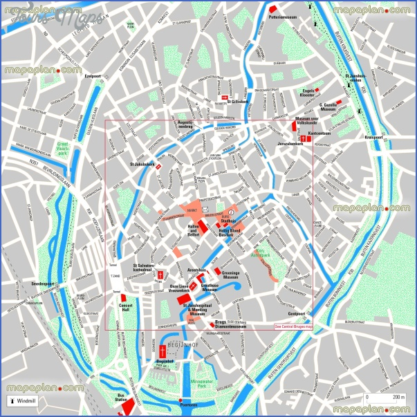 belgium map tourist attractions 0 Belgium Map Tourist Attractions