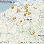belgium map tourist attractions 10 150x150 Belgium Map Tourist Attractions