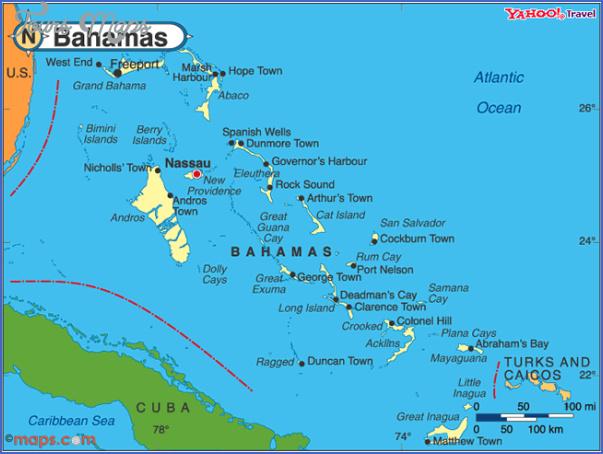 Bermuda Map - ToursMaps.com ®