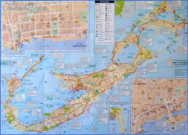 bermuda map 19 Bermuda Map