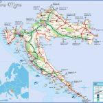 croatia map 13 150x150 Croatia Map