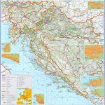 croatia map 4 150x150 Croatia Map