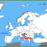 croatia map 6 150x150 Croatia Map